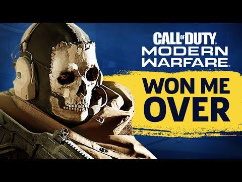 Call Of Duty: Modern Warfare Finally Won Me Over