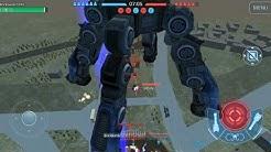 War Robots - Raijin's Fight For Rome + Raijin Super Jump