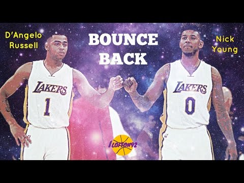 D'ANGELO RUSSELL & NICK YOUNG : BOUNCE BACK