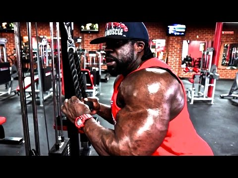 TRICEPS: Kali Muscle + Thai + The Beast