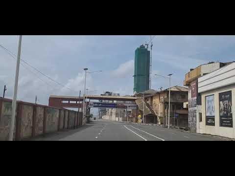 updated Colombo marine drive