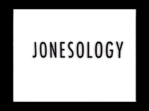 Ollie Jones: Jonesology (November 2002)