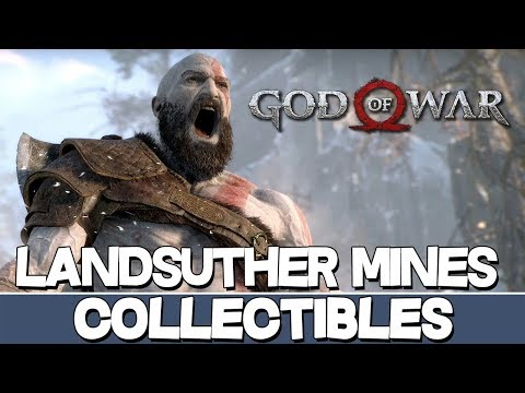 God Of War | Landsuther Mines Collectibles Guide