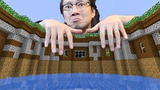 【カズ世界】ホテル建築開始しました!:まぐクラ #84【マインクラフト】