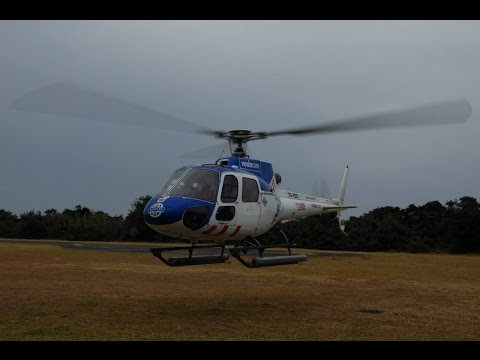 HEMS AS350 B2 Multiple Land/Take off 3