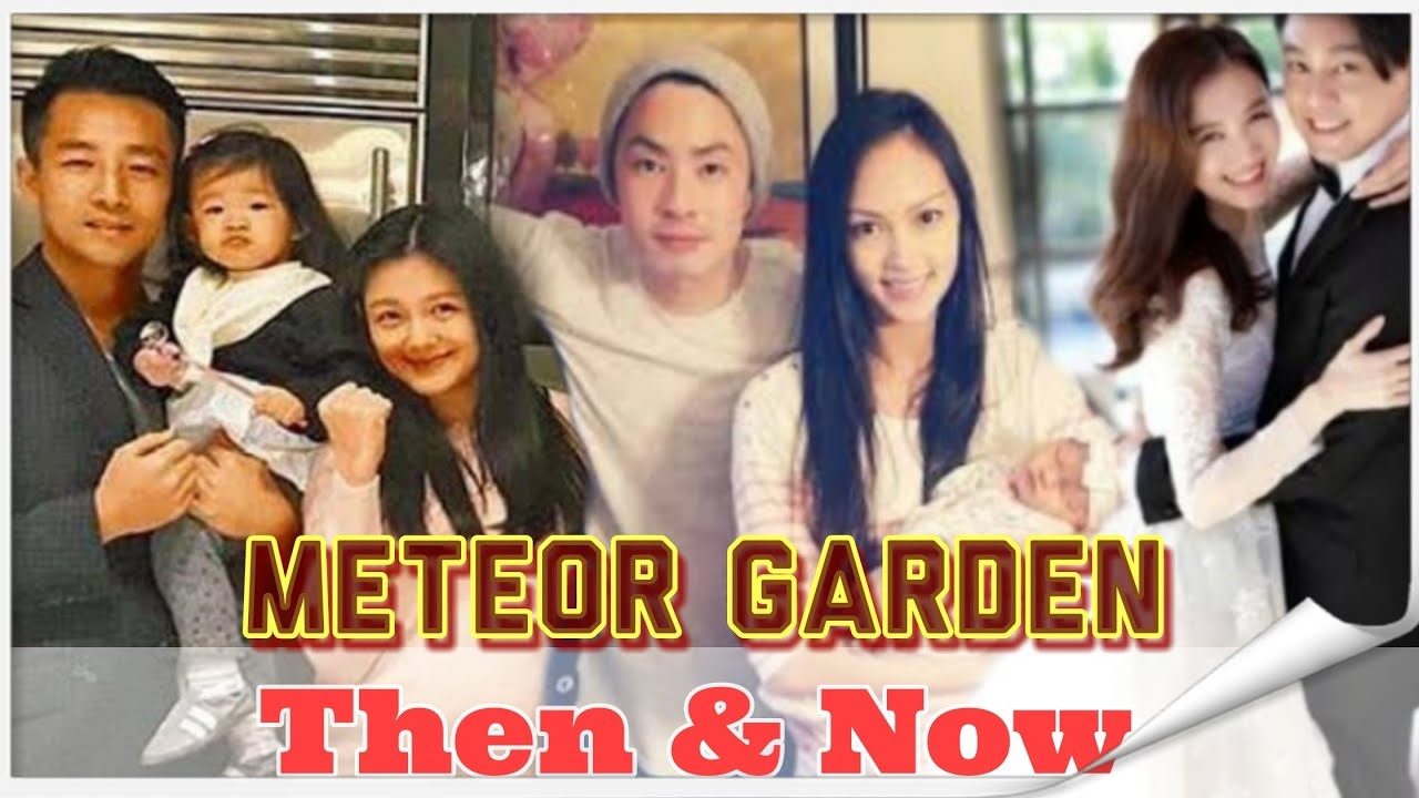Meteor Garden 2020 Then And Now Youtube
