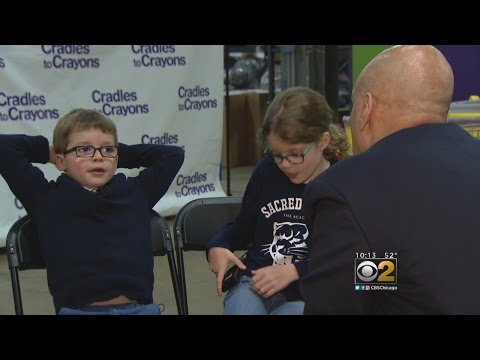 Positively Chicago: Kids Helping Kids