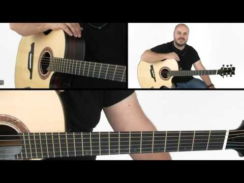 "How to Play ""Drifting"" – Bridge Breakdown – Andy McKee Guitar Lesson"