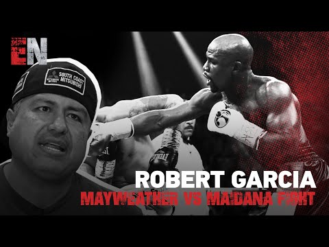 1.5 Mill! Robert Garcia Reveals What Happened With Gloves Hours Before Mayweather vs Maidana Fight