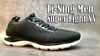 10 фактов о супер лёгких кроссовках Li-Ning Men Super Light XV