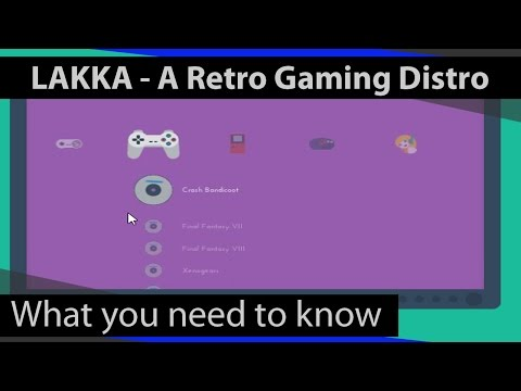 How to Turn Your PC (or Other Device) Into a Retro Arcade with Lakka