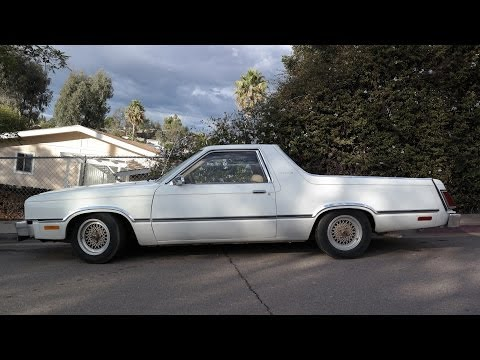 Ford El Camino Durango Fairmont Futura Conversion 1 of 100