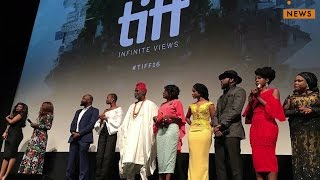 Accelerate News- Naija takes over at TIFF Femi Branch is angry- Accelerate News