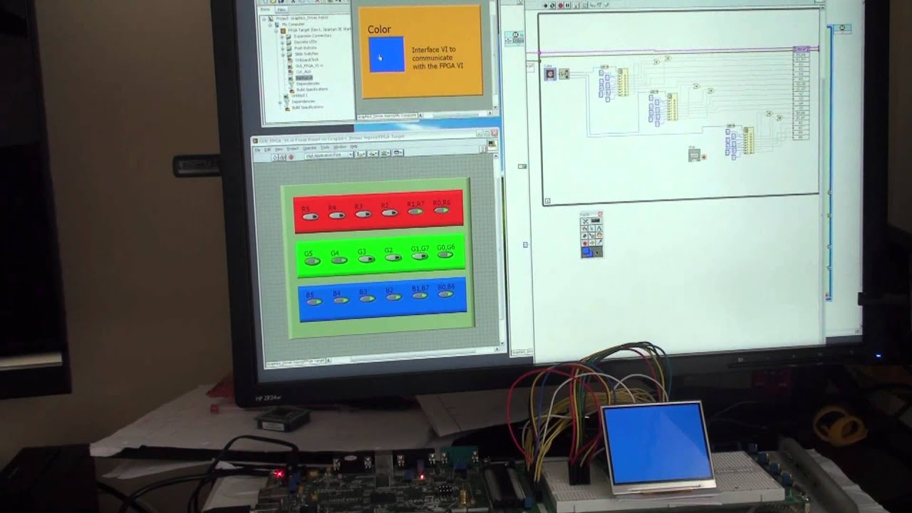 LABVIEW FPGA SPARTAN 3E DRIVER FOR MAC DOWNLOAD