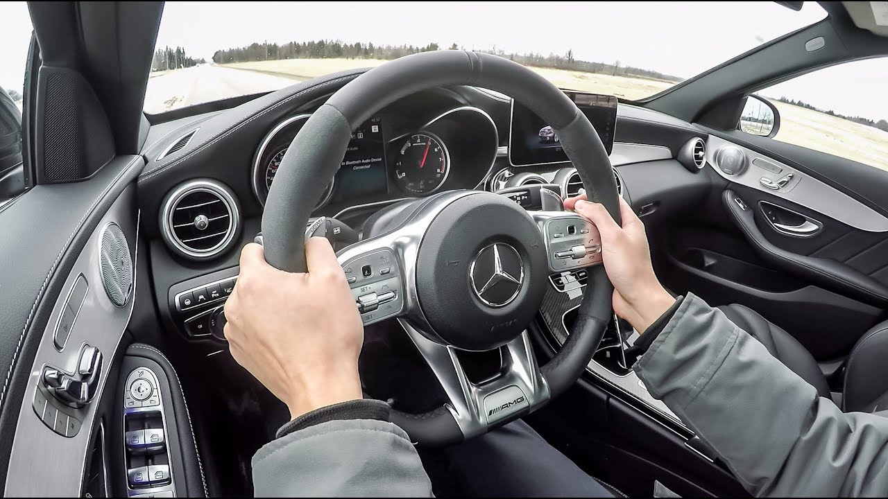 2019 Mercedes-AMG C 43 with Performance Exhaust | Exhaust Notes
