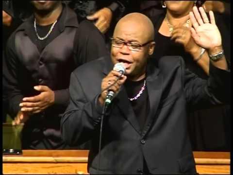 Rev. F. C. Barnes featuring Darrell Luster - (God Is God) He Won't Change