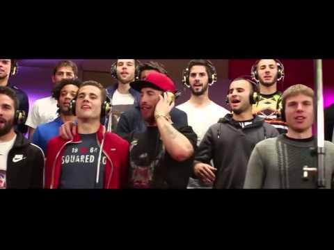 Hala Madrid y nada más featRedOne Real Madrid Official New Song