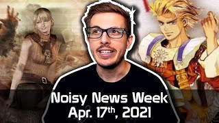 Noisy News Week: More SaGa Remasters and RE4 in VR