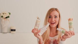 видео Натуральный шампунь для волос Франжипани Organic Tai
