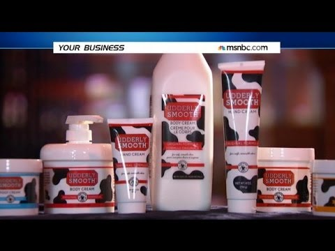 Udderly Successful: Keeping A Big Brand Small by OPEN Forum