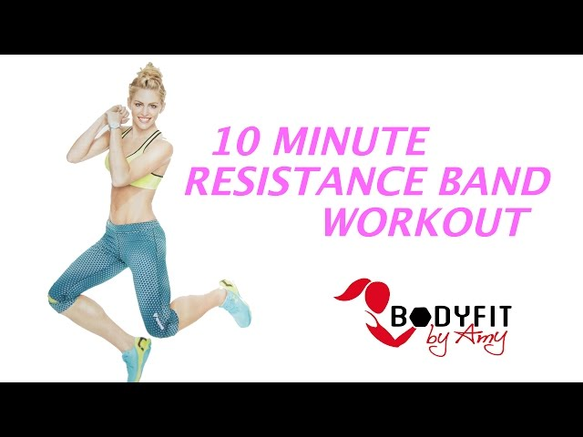 Resistance Bands Workouts Bodyfit By Amy