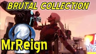 XCOM 2 - PS4 - BRUTAL COLLECTION - Trophy Achievement - Skulljack All Advent Soldiers