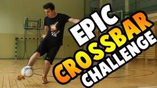 epic crossbar challenge huknij w poprzeczke