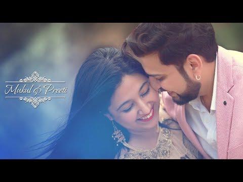 best Pre-wedding Song II Mukul & Preeti II Wiki Arts Photography II