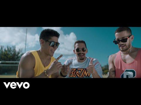 Chyno Miranda ft Mau y Ricky - Carino Mío  ( Vídeo Oficial )