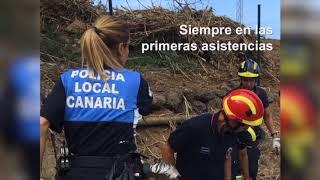 Presentación de la memoria anual de la policia local de La Orotava