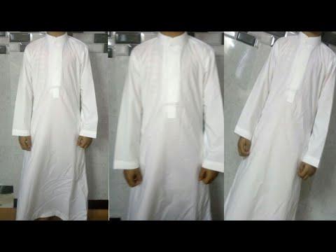 Saudi Arab Dress Juba Cutting and stitching in Hindi