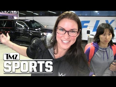 Stephanie McMahon: Ronda Rousey's WWE Offer 'Absolutely Stands' | TMZ Sports