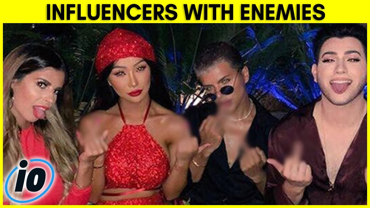 Famous Influencers Who Have More Enemies Than You Think | Marathon