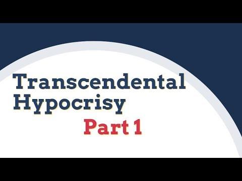 Transcendental Hypocrisy - Part 1 | Amarendra Dāsa |