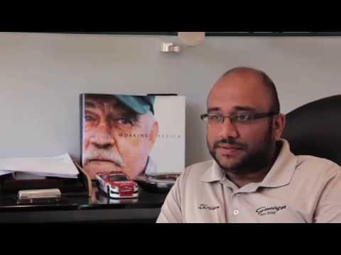 Toyota Meet the Staff: Ibrahim