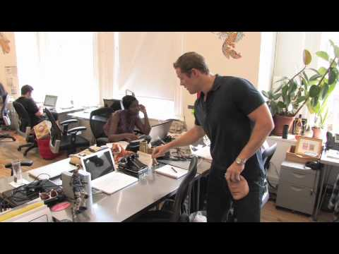 Cubes: Thrillist Office Tour