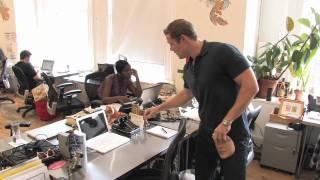 cubes thrillist office tour