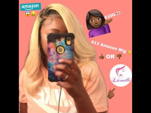 Amazon 613 Wig Review! Ft. LicovilleHumanHairWigs