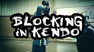 Blocking in Kendo (How to beat a blocker) - The Kendo Show