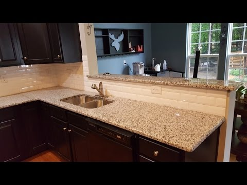 Luna Pearl Granite Counter Tops 5 26 16