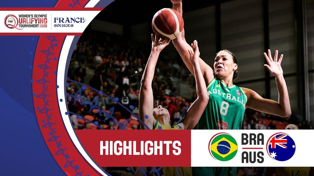 Brazil v Australia - Highlights