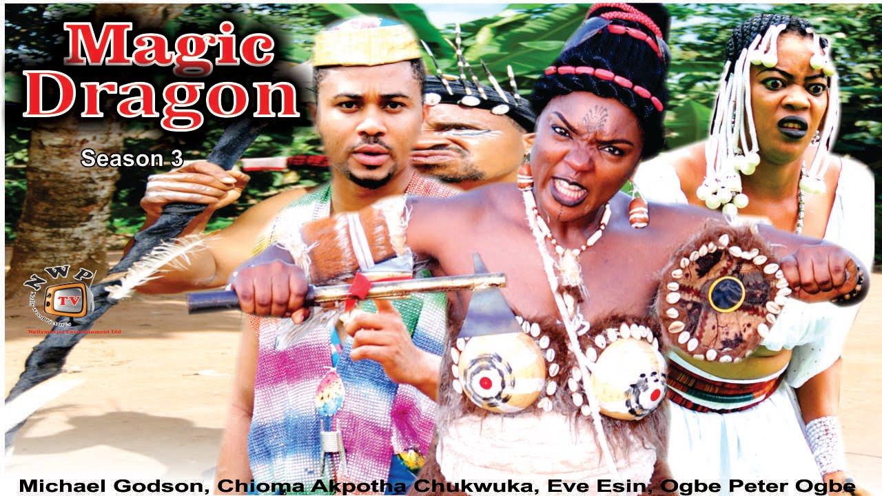 Download Magic Dragon season 3  -   2016 Latest Nigerian Nollywood Movie