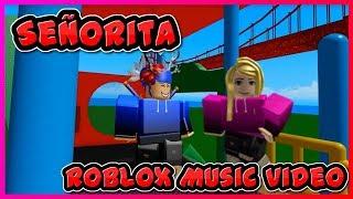 Shawn Mendes, Camila Cabello - Señorita | ROBLOX Music Video