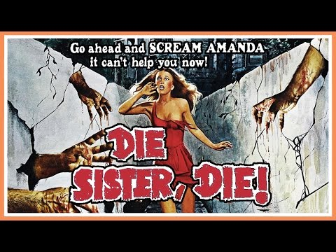 Die Sister, Die (1972) Trailer - Color / 2:03 mins