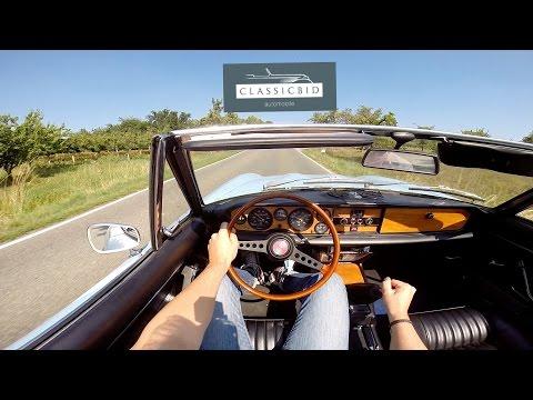 Oldtimer kaufen - Fiat 124 Spider POV Drive - Classicbid