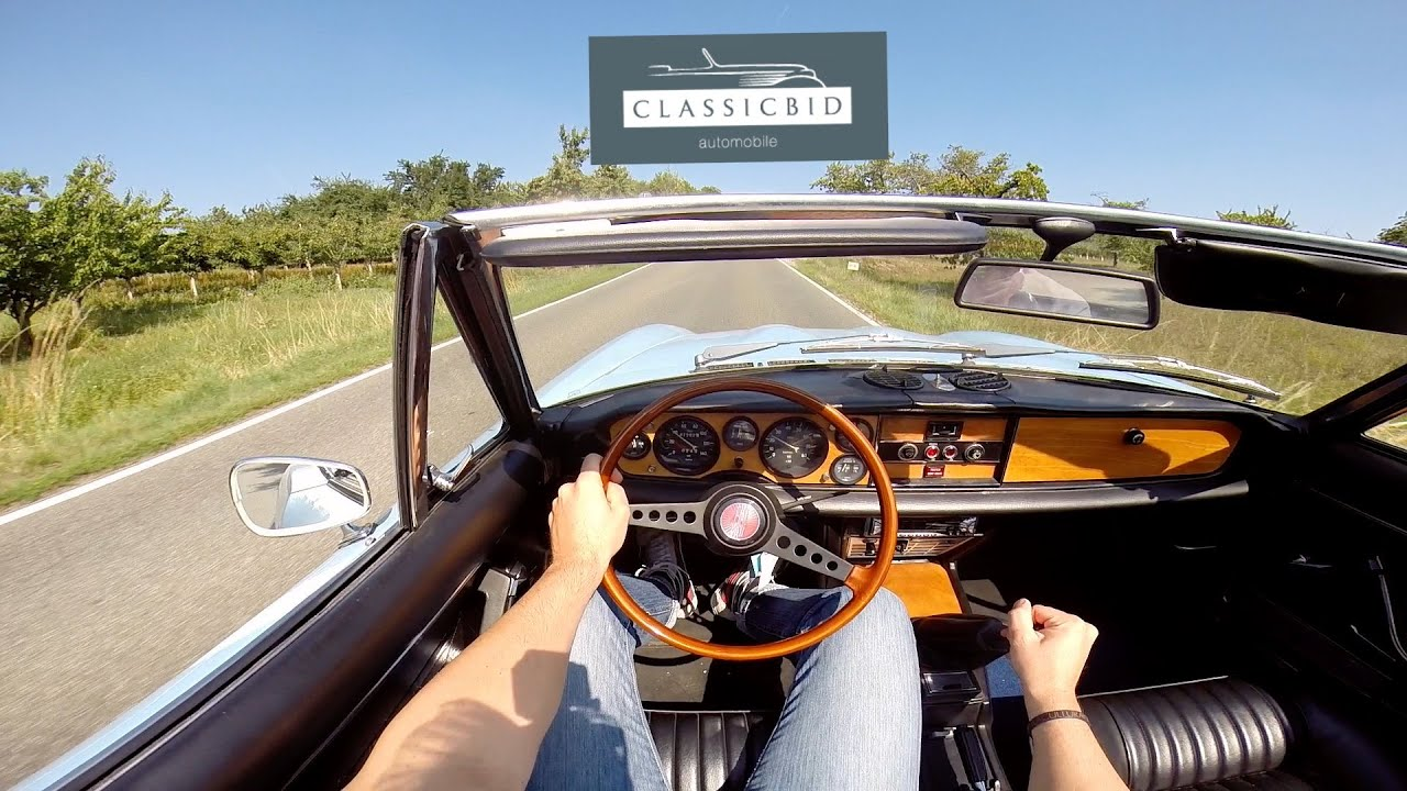 oldtimer kaufen fiat 124 spider pov drive classicbid. Black Bedroom Furniture Sets. Home Design Ideas