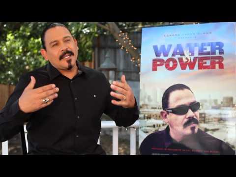 """Water & Power: Emilio Rivera """"Norte / Sur"""" Official Movie Interview"""