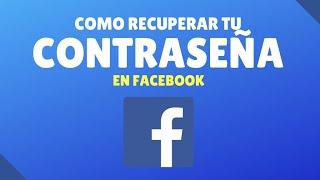 Cómo Recuperar Mi Contraseña de Facebook Novatos | 2016