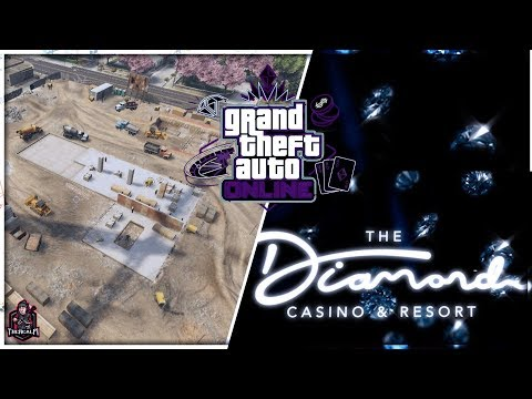 GTA Online Casino DLC Update - 2 CASINOS!! LUXURY CARS! IN-STORE SHOPPING!  More Details & Info!