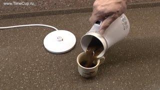 Кофеварка TimeCup CM-620 - варим кофе по-турецки(, 2014-11-23T19:50:41.000Z)